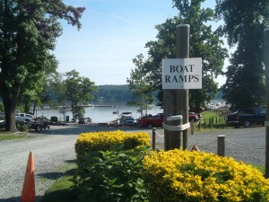 Hope Springs Marina boat ramp, ramp fees, Potomac River, Aquia Creek