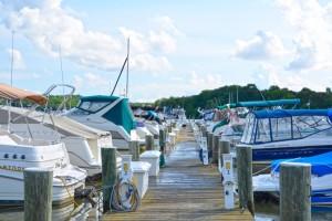 marinas, stafford county, slip fees, wet slips